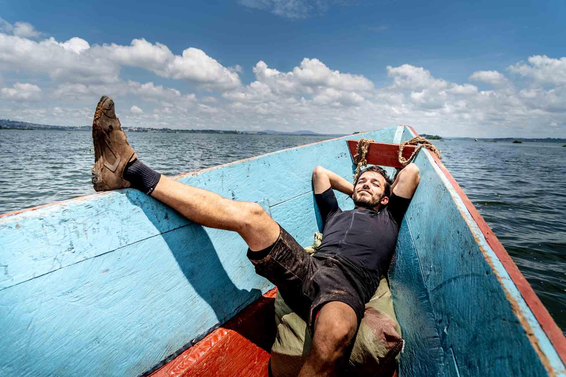 Boot victoriameer