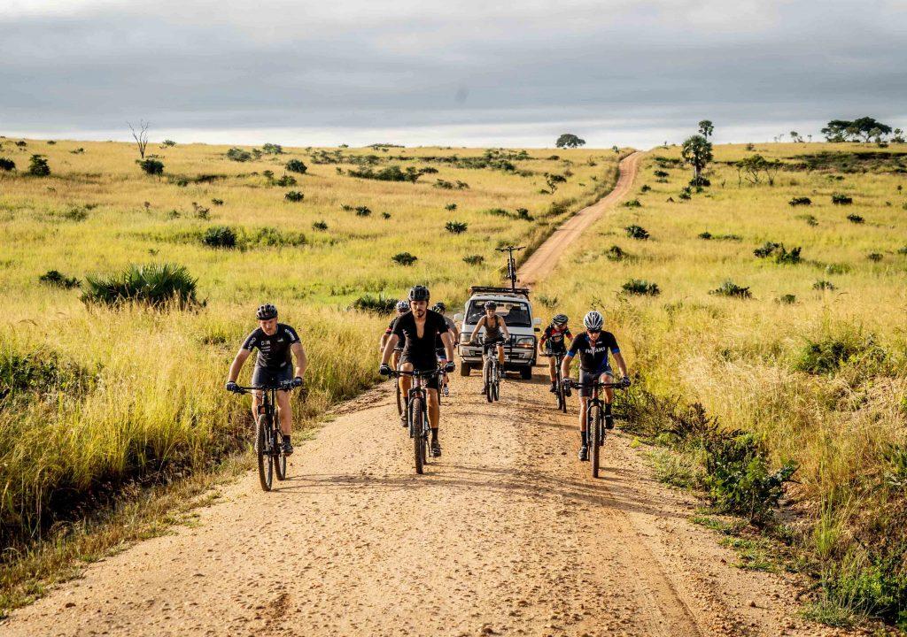 Safari op de fiets