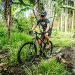 Mountainbike jungle
